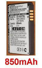 Batterie 850mAh type LGIP-580NV SBPL0098002 Pour LG Chocolate Touch VX8575