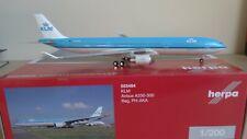 1/200  KLM Airbus A330-300 Herpa Wings 555494
