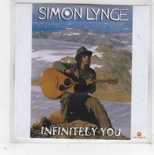 (FW480) Simon Lynge, Infinitely You - 2009 DJ CD