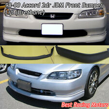 OE Style Front Bumper Lip (Urethane) Fits 98-00 Honda Accord 2dr