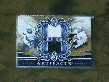 2010-11 Artifacts Tundra Tandems Jersey Hockey Card TT2-2004 Ovechkin Malkin /10