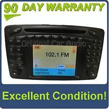 2001 - 2003 Mercedes C-Class OEM Comand 2.0 Navigation CD Radio Receiver
