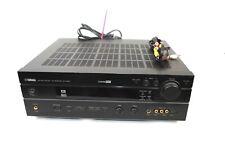 Yamaha AV Receiver RX-V630 Natural Sound Home Theater No Remote