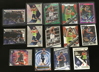 Karl-Anthony Towns 2019-20 Mosaic Optic Base Refractors Parallels Lot Pack Fresh