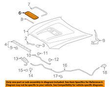 TOYOTA OEM 17-18 Tacoma Hood-Intake Duct 7618204011