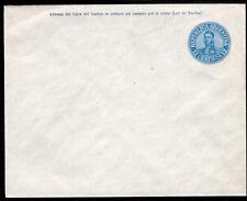 3001 Argentina Ps Stationery Envelope Unused