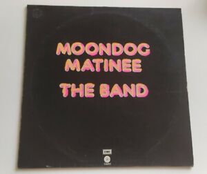 Vinyl LP Moondog Matinee The Band Purple Capitol ESW 11214 EMI Records 1973