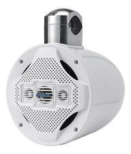 Marine Wakeboard Tower Speaker - 6x9 Inch 1200 Watt Four Way Audio Water Resista