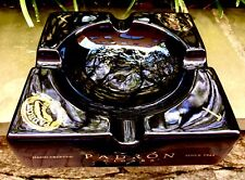 Rare Padron Cigars Ceramic Ashtray, 4 Cigar Rests
