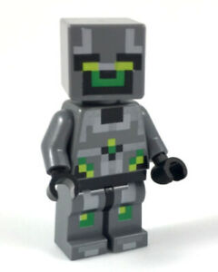 MINIFIGURE LEGO MINECRAFT SKULL ARENA PLAYER 1 MIN064