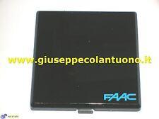 Ricambio originale Frontalino specchietto Fotocellula FAAC Fotoswitch 727061