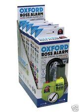 antivol alarme bloc disque moto alarm oxford boss alarm classe sra
