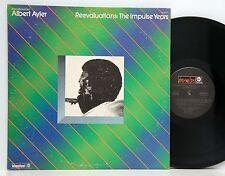 Albert Ayler reevaluations impulsi years FOC NM # 57