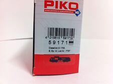 Piko 59171 Diesellok G1206 Colorado B Ep6 grau-gelb Belgien H0 DC Schnittstelle