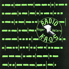 Radio Kaos by Roger Waters (CD, CBS 1987)