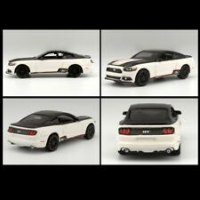 Maisto 1/64 Diecast Ford Mustang 2017 GT Black Vehicle Car Model
