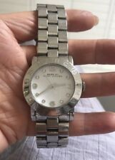 Marc By Marc Jacobs Stainless Steel Watch Ladies