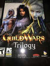 Guild Wars Trilogy - PC - Video Game -
