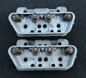 Zylinderkopf Porsche 356 SC 912 616.104.301.03 95 PS cylinder head 616/36 616/16