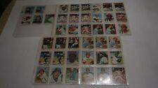 TOPPS BASEBALL CARD LOT (41) 1978 3 4 122 620, 135 250 510 674 201 300 500 +MORE