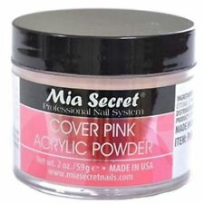 Mia Secret Acrylic Nail Powder Cover Pink 2 oz - USA