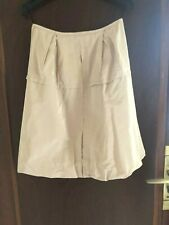 jupe Nina Ricci Soie taille 36 S  skirt with silk