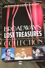 Broadway's Lost Treasures Collection Plus The Best of Tony Awards (4 DVD Set)