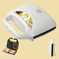 Domo Sandwichmaker/Sandwich Toaster XL - DO 9056 C - Muschelform - 900 Watt