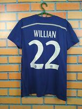 Willian Chelsea Jersey Women 2014 2015 Home XL Shirt Adidas Football Soccer