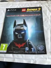 Sony PS4-Lego Batman 3-Batman del futuro Código Dlc