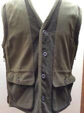 Beretta Open Air Spirit Men's Corduroy Vest Size 52