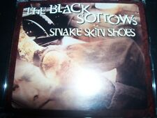 The Black Sorrows Snake Skin Shoes Rare Australian CD E.P Joe Camilleri