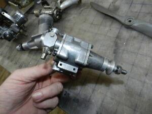 K&B 40  Nitro engine For R/C Airplanes