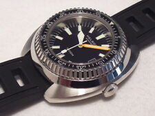 HELSON TURTLE 1000M PROFESSIONAL DIVER AUTOMATIC, SAPPHIRE BEZEL, BRAND NEW