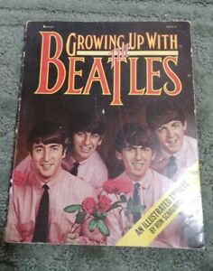 Growing up with the Beatles by Ron Schaumburg (1976, Book, Illustrated)