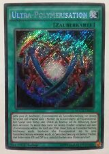 Ultra-Polymerisation MACR-DE052 Secret Rare 1.Auflage Deutsch M/NM Yu-Gi-Oh