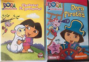 DVD Enfant  : Dora 2 DVD TBE