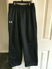Under Armour youth large black  sweatpants