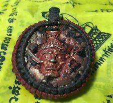Talisman Magic Luck Charm Buddha LERSI TIGER LEKLAI THAI AMULET DEVIL PENDENT