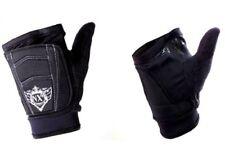 Nxe Elevation Free Flow Gauntlet Paintball Fingerless Tournament Gloves - Medium