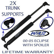 2 Rear Trunk Hatch Hatchback Lift Supports Shock Strut Rod For Eclipse W/Spoiler