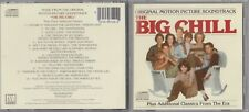 The Big Chill - Original Motion Picture Soundtrack CD 1984 EARLY JAPAN PRESS