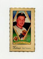 RARE HELMAR Baseball Card: #434 VERN STEPHENS Boston Red Sox SCARCE