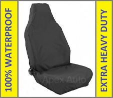 1 x Audi A6 Saloon PREMIUM 100% Waterproof Front Single Seat Cover Heavy Duty