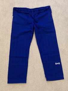 "Day x Day BJJ Jiu-Jitsu Gi ""The Daily"" (Pants only) Blue size A1L"