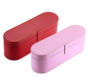 Storage box case for Dyson Super sonic dryer Red or Pink F/S from JAPAN