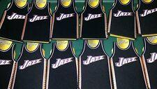 Lot of 12 Utah Jazz NBA jersey bottle Koozies FREE SHIPPING