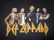 2007 Def Leppard Concert Tour (Lg) T-Shirt Joe Elliot