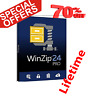 Winzip pro 24 OFFICIAL Lifetime Licence ✅ Genuine key ✅ Instant Delivery ✅