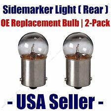 Sidemarker (Rear) Light Bulb 2pk - Fits Listed Volvo Vehicles - 5008